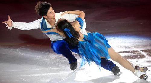 花样滑冰——曼舞的艺术