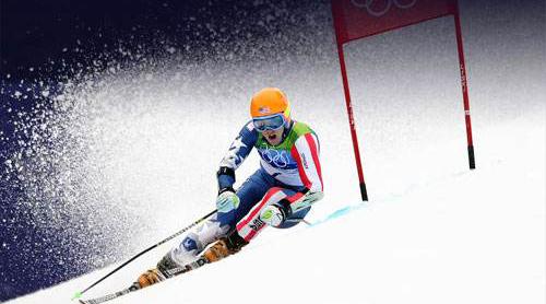 高山滑雪——速度与激情