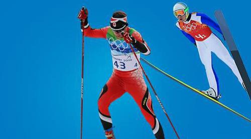 北欧两项——越野滑雪+跳台滑雪双修